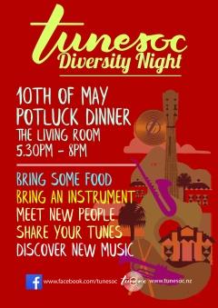 Diversity Potluck Dinner