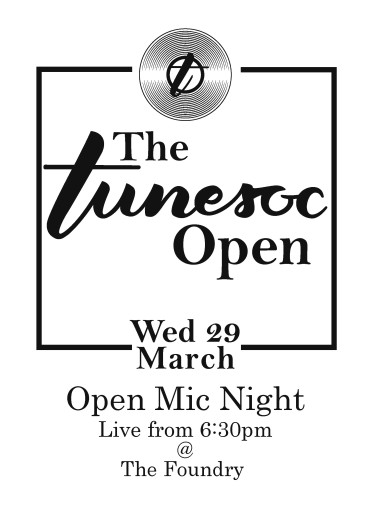 The TuneSoc Open Simple White