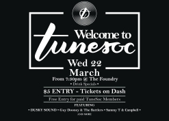 Welcome to TuneSoc 3 LandScape